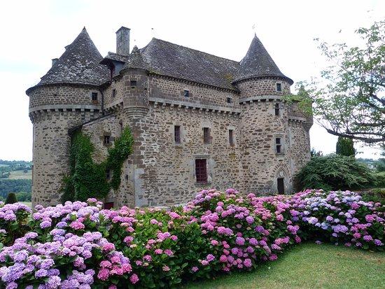 Chateau d'Auzers: Vue du Château
