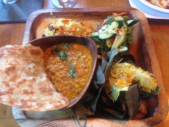 Pittsford, VT: Indian Vindaloo
