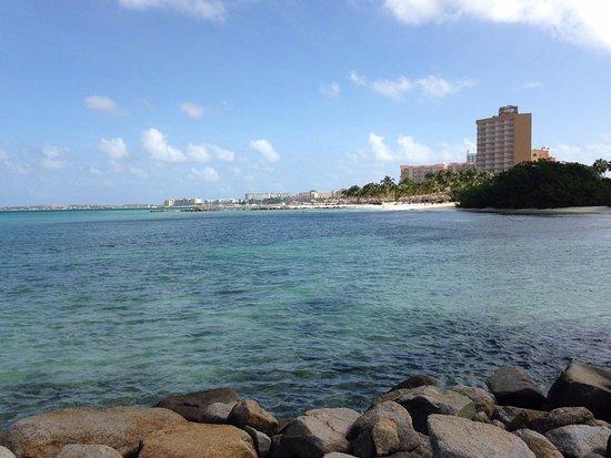 Palm Beach : vista