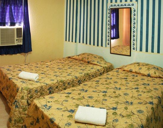 Hotel Panamericano : Habitaciones