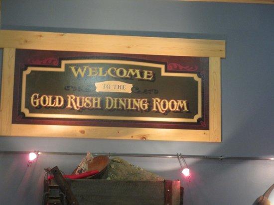 Gold Rush Restaurant Denali Park Village