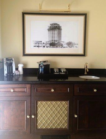 บิกสปริง, เท็กซัส: coffee, tea, water service