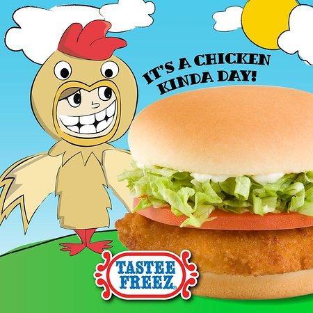 Milton, FL: Chicken Sandwich