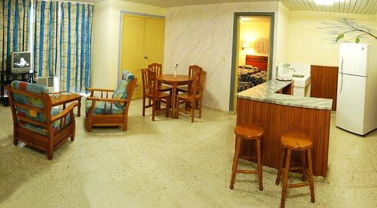 Hotel Panamericano : Habitación