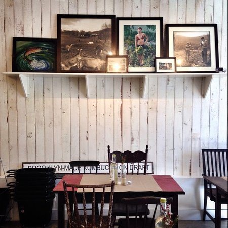 Livingston Manor, Νέα Υόρκη: Lunchtime in the Catskills