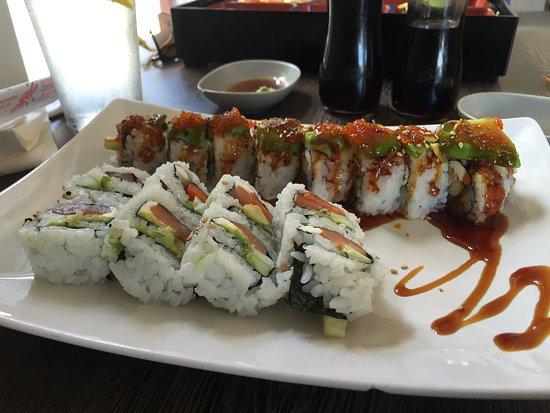 Sushi in Spanish Ybor?
