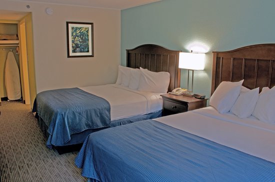 Clarion Hotel Historic District: Newly Renovated Double Room