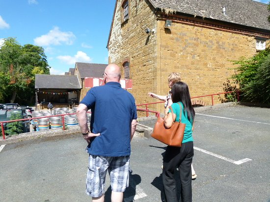 Hook Norton, UK: First time visitors.