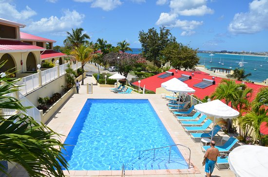 Simpson Bay Resort & Marina: Resort View