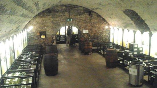 Marchenhotel: Vinoteke