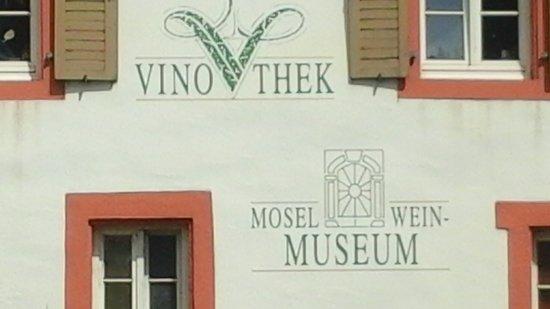 Marchenhotel: Vinotek