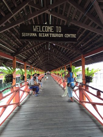 Semporna, Maleisië: Place to buy Souvenir