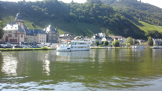 Marchenhotel: Cruise on the Moselle