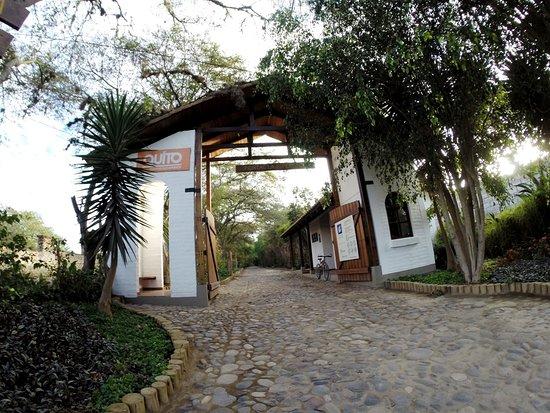 Ruta Ecologica El Chaquinan de Cumbaya