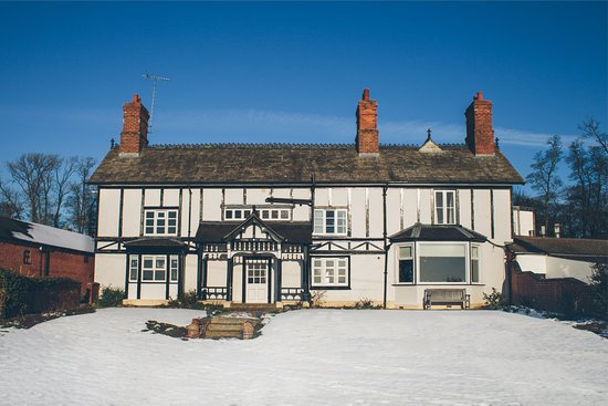 Isley Walton, UK: Donington Park Farmhouse Hotel