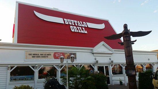 Buffalo grill carvin rue des postes restaurant avis num ro de t l phone photos tripadvisor - Buffalo grill villenave d ornon ...