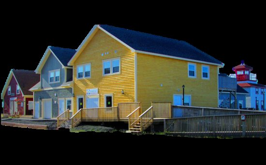 Pictou, Kanada: Northumberland Fisheries Museum newly completed