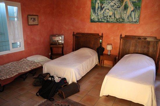 Talairan, Prancis: Chambre du haut