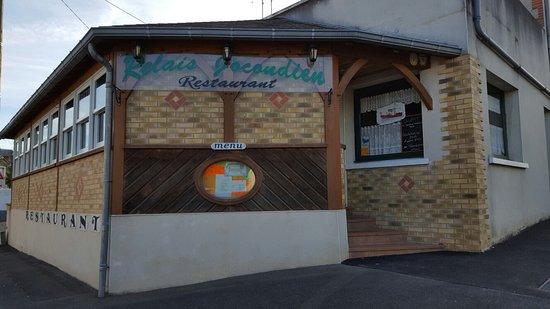 Joue-les-Tours, فرنسا: Le Relais Jocondien