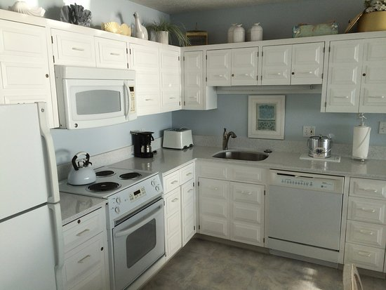 Lincoln City, OR: Great kitchen!