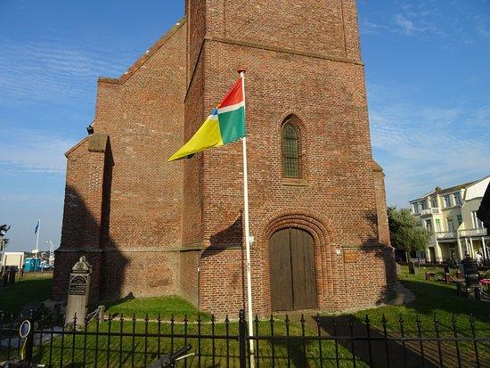 Wijk aan Zee, هولندا: Dorpskerk Wijk aan Zee;july 2016