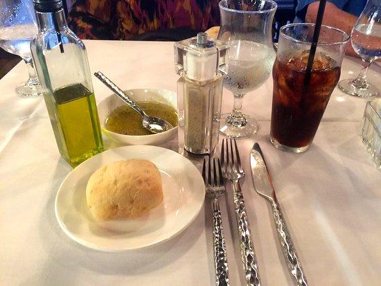 Charleston, WV: Yum, that bread!