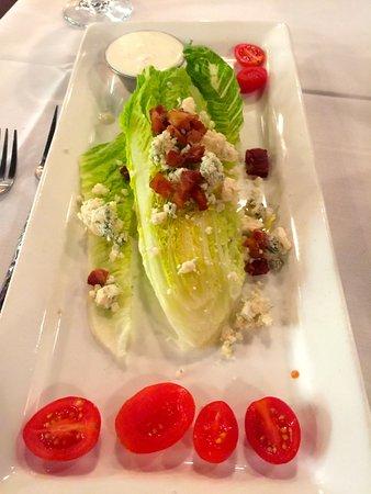 Charleston, Batı Virjinya: Italian Wedge salad
