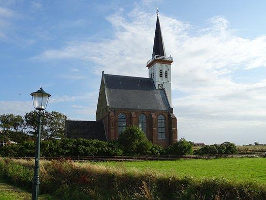de Hervormde kerk Den Hoorn Texel uit 1425
