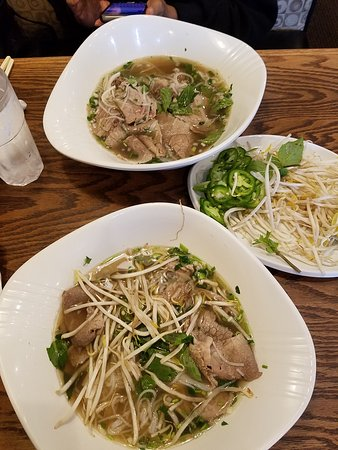 Pho d'Lite: #1 at top' #3 at bottom
