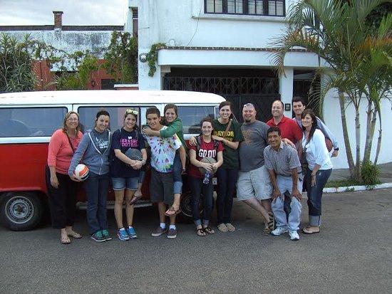 Dos Lunas Airport Hotel: GROUPPIE2