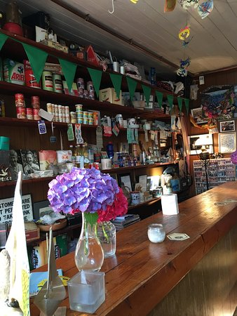 Ballydehob, Irland: Inside levis