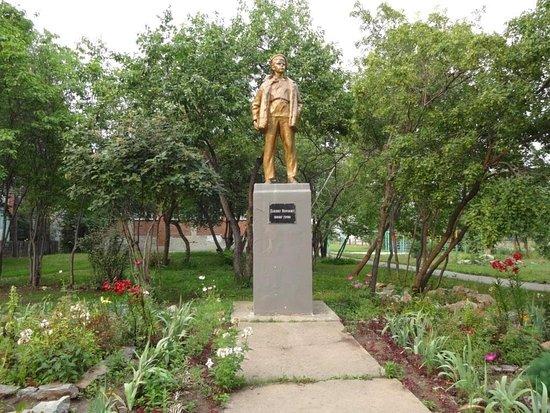 Monument to Pavlik Morozov