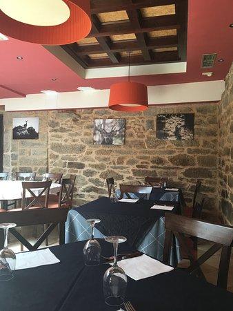 Villardeciervos, Spain: Comedor
