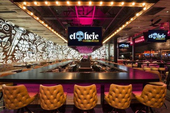 EL Hefe - Bar and Taqueria