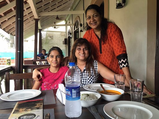 Curtorim, India: Delicious home-cooked meals
