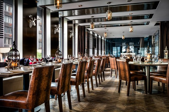 Le Meridien Versailles: Restaurant Branzino