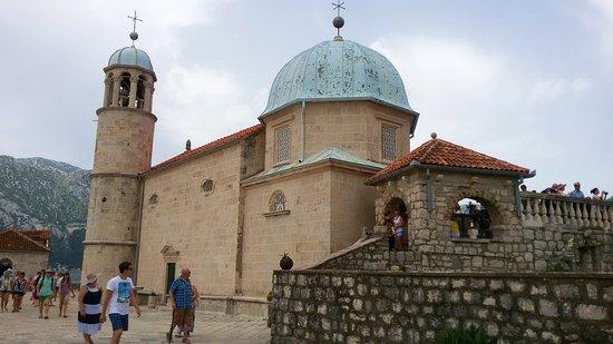 Crkva Gospe od Škrpjela