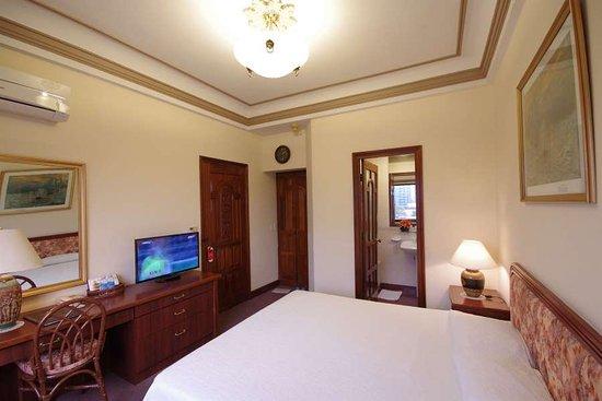 Spring Hotel: الغرف