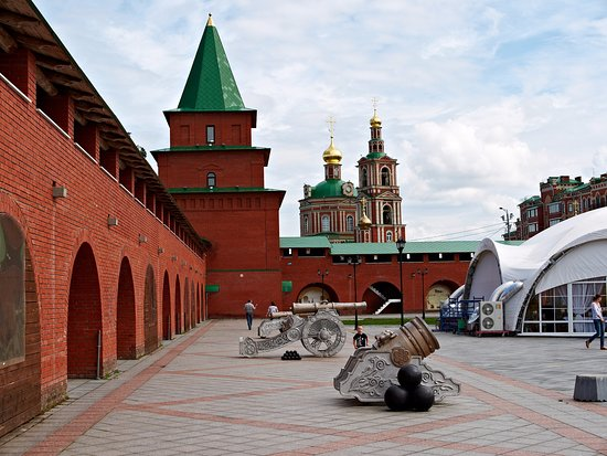 Tsarevokokshaiskiy Kreml