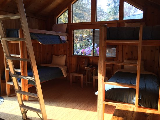 El Capitan Canyon Bunk Cabin