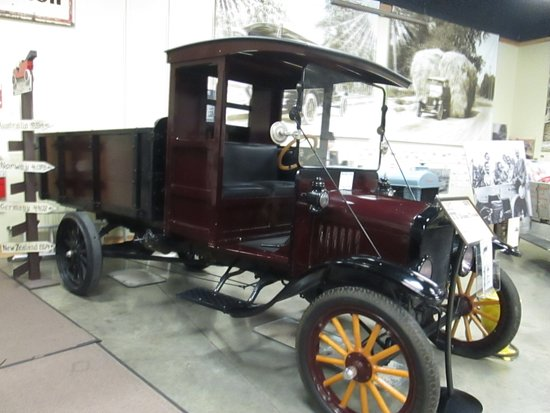 model t ford production dates