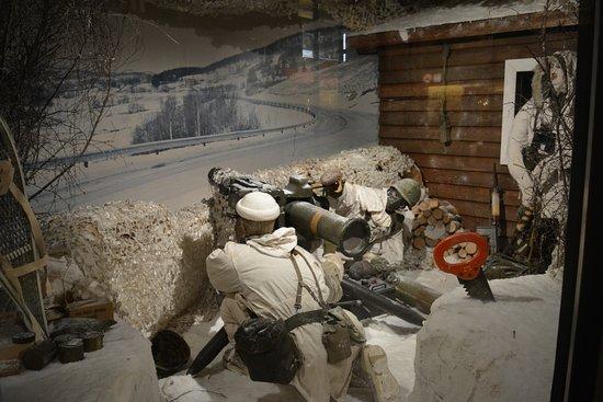 Diekirch, Luxemburgo: National Museum of Military History