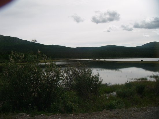Sky High Wilderness Ranch: Fish Lake down the road