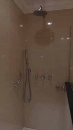Hotel Duc de Saint Simon: Shower Suite 18