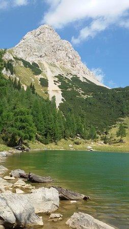 Forni Avoltri, Italy: Lago di Bordaglia