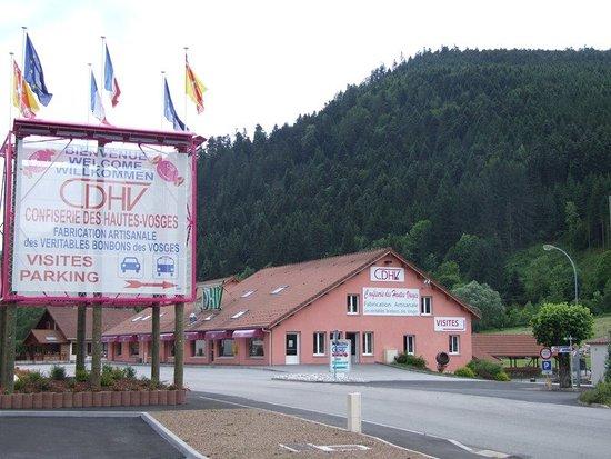 ba2803a60d La Confiserie des Hautes Vosges - Photo de Confiserie des Hautes ...