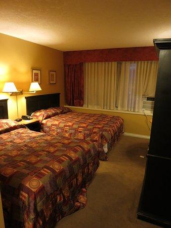 Hotel Victoria: Room