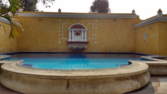 Villa Colonial: Piscina del hotel