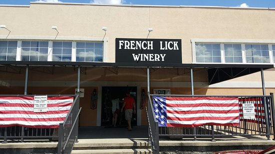 French Lick Winery: 20160807_150203_large.jpg