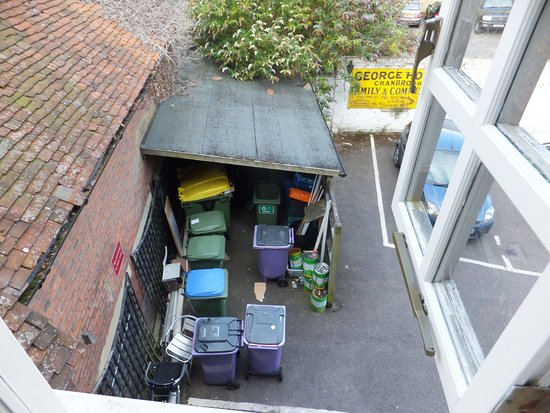 Cranbrook, UK: Room with a view?